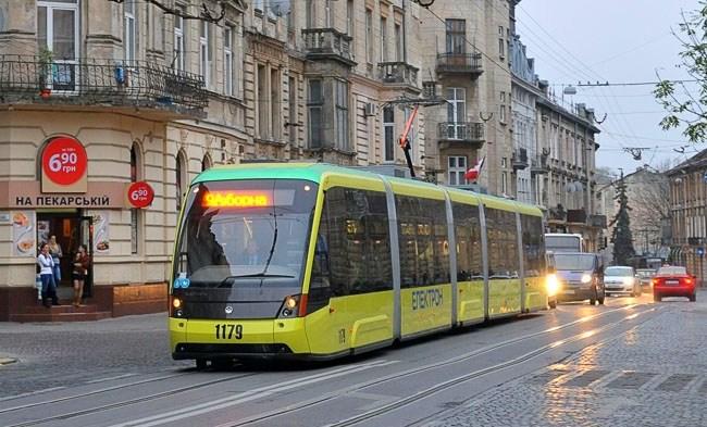 Россия отказывается от украинских трамваев