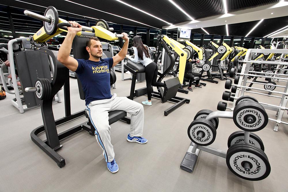 Sport Life открывает свой 25-й клуб в Киеве