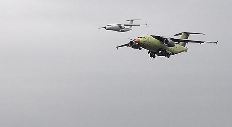 Кива: Потенциальный портфель заказов на Ан-178 превышает $4 млрд