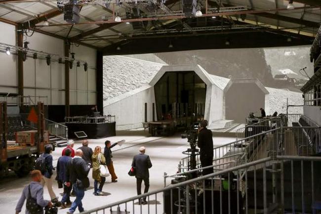 В Швейцарии откроют самый длинный железнодорожный тоннель в мире