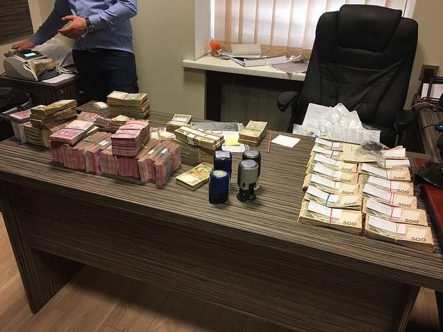 Руководство Киевавтодора подозревают в хищении 300 млн грн: фото