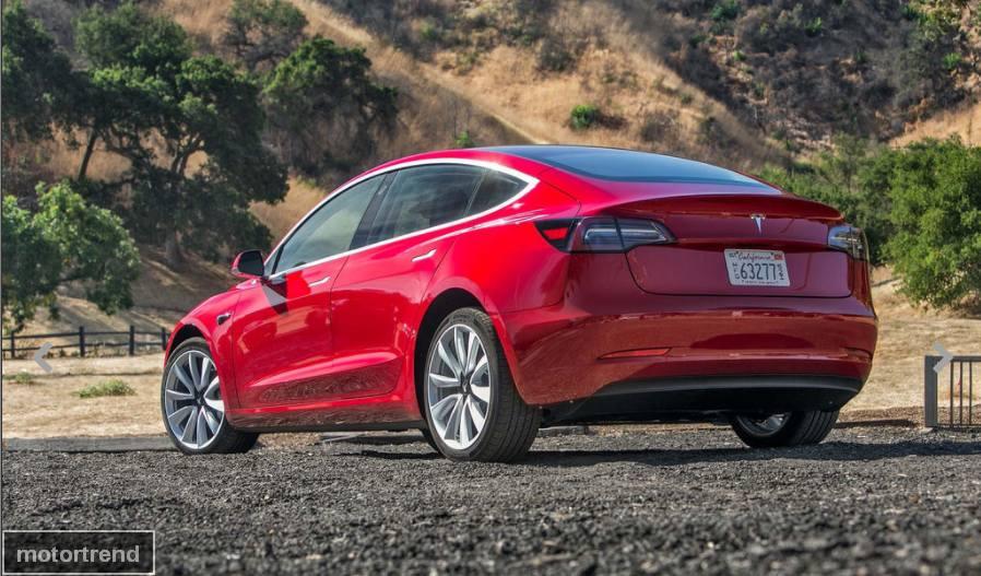 Революцию в массы. Семь фишек новой Tesla Model 3