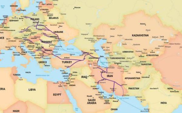 Украина и еще четыре страны установят единый контейнерный тариф