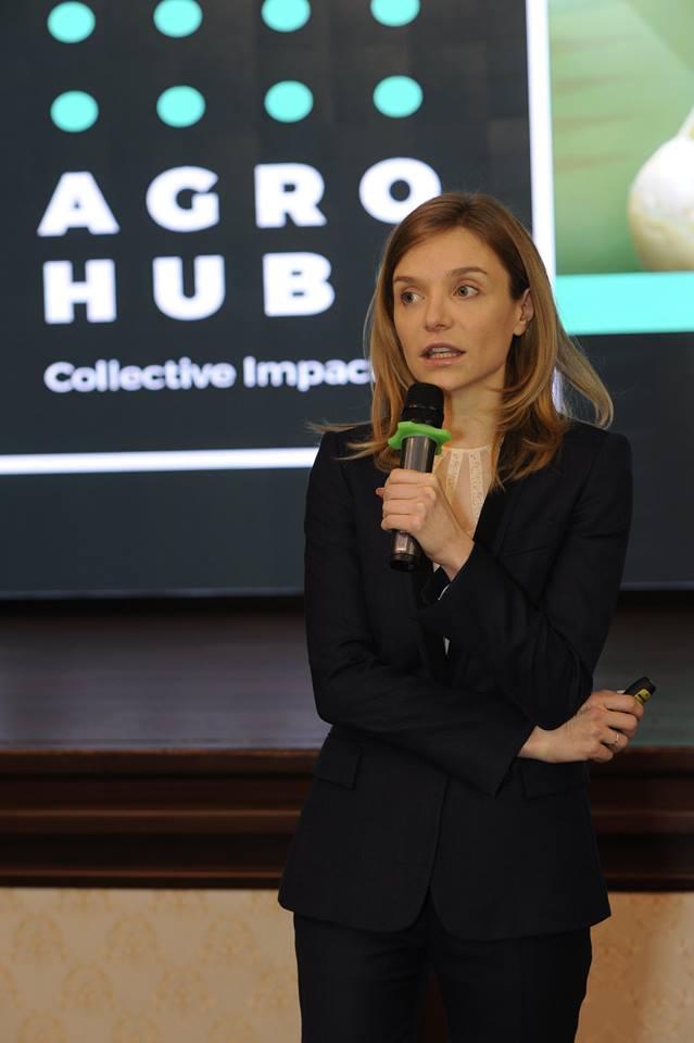 Юлия Порошенко: В мире денег много, не хватает идей