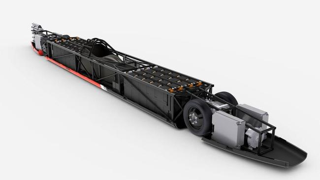 Электромобиль Venturi побил рекорд скорости среди электрокаров