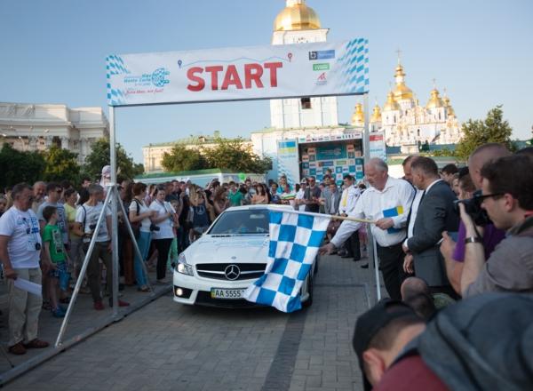 Международное ралли на электромобилях стартует во Львове 22 мая