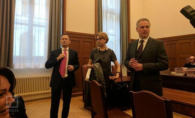 Суд Вены допускает экстрадицию Фирташа в США