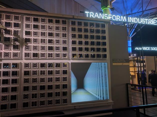 Модель датацентра Ericsson