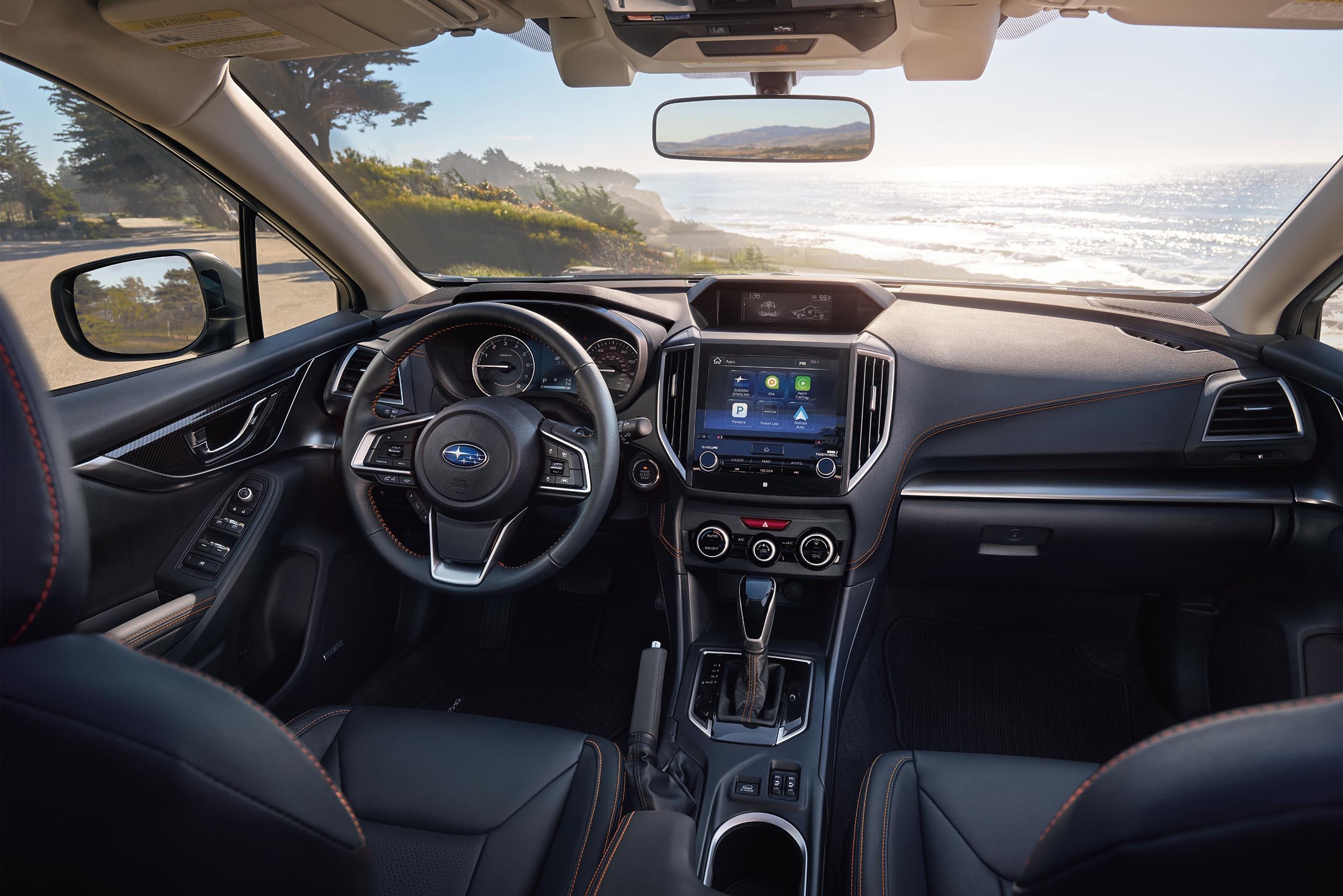 Пять причин купить новый Subaru XV