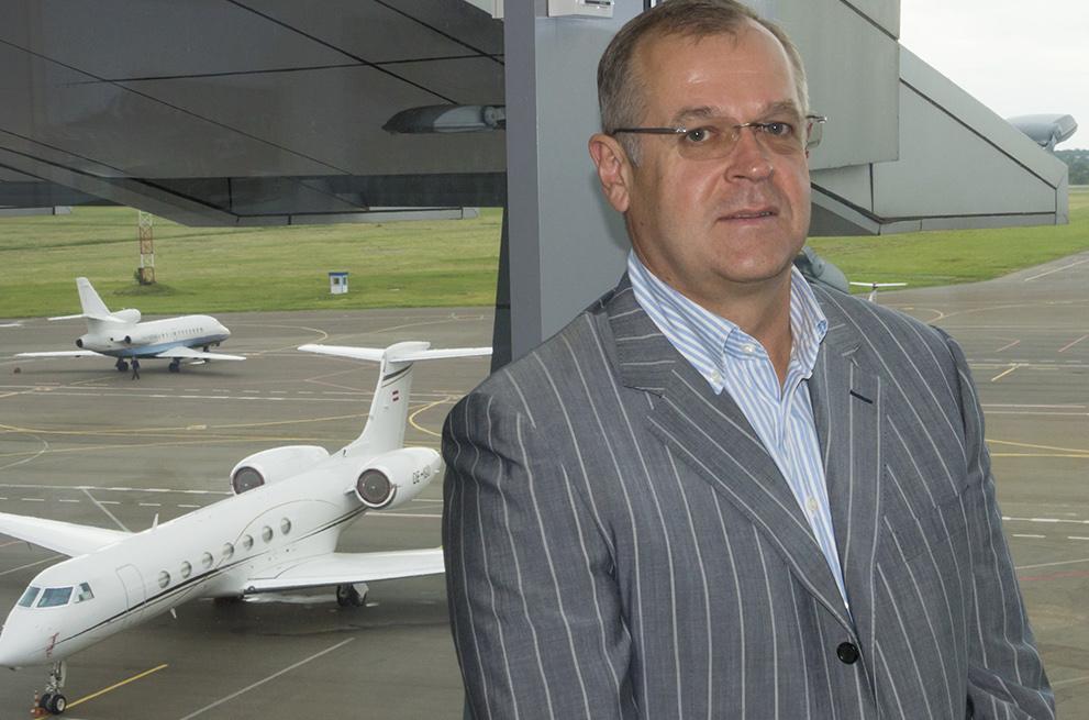 Денис  Костржевский: Примем Wizz Air с распростертыми объятиями