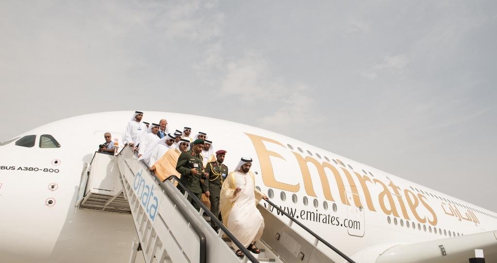 Авиасалон в Дубаи. С кем конкурирует нелетающий Антонов