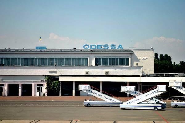 Южные ворота Украины: что происходит в одесском аэропорту