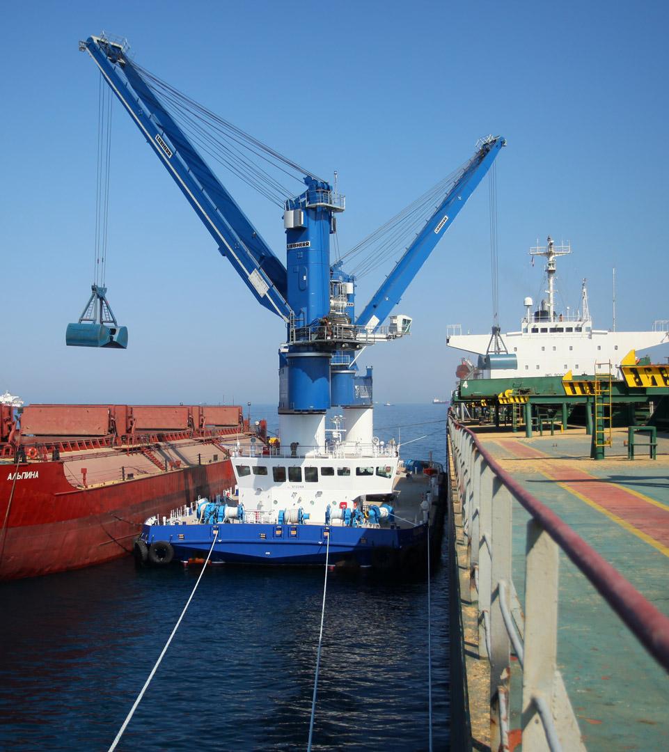 Стали на рейд. Зачем Украина строит новый порт под Николаевом