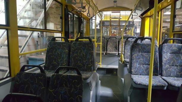 Киев получил новый электротранспорт на автономном ходу: фото