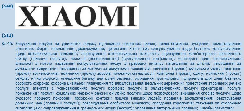 Война за бренд Xiaomi в Украине: каковы первые результаты