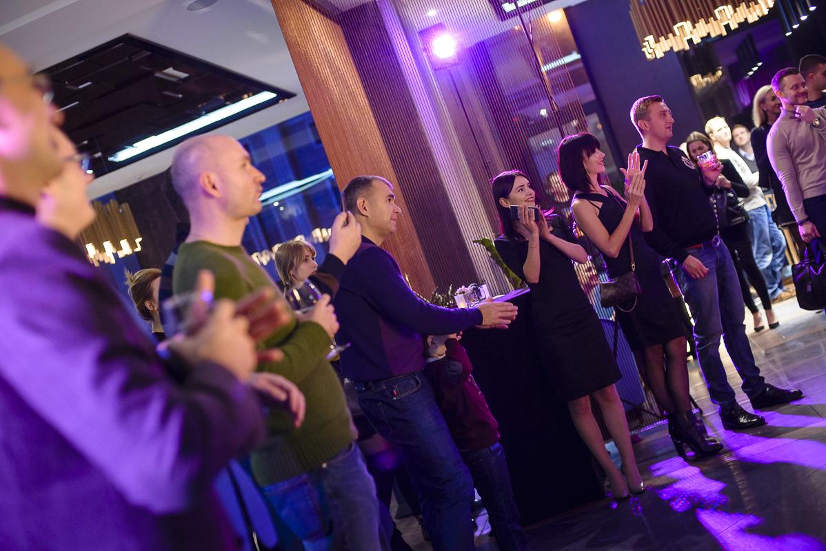 Вечер джаза с Алексеем Коганом в Tetris Hall