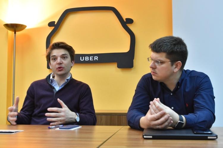 Uber планирует открыть большой офис в Украине