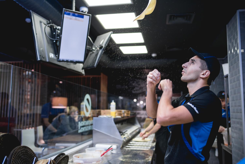 Domino's Pizza теперь доставляет по всему Киеву