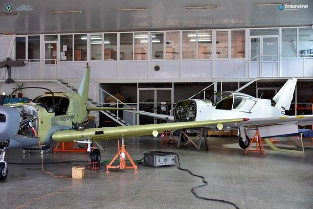 Одесский авиазавод показал новый самолет Y1 Дельфин: видео