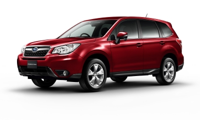 Продажи Subaru Forester стартуют в марте 2013 года