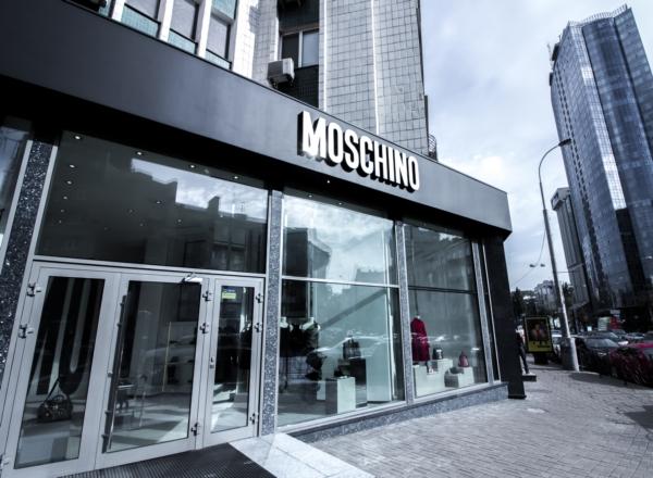 В Киеве открылся долгожданный монобутик бренда MOSCHINO