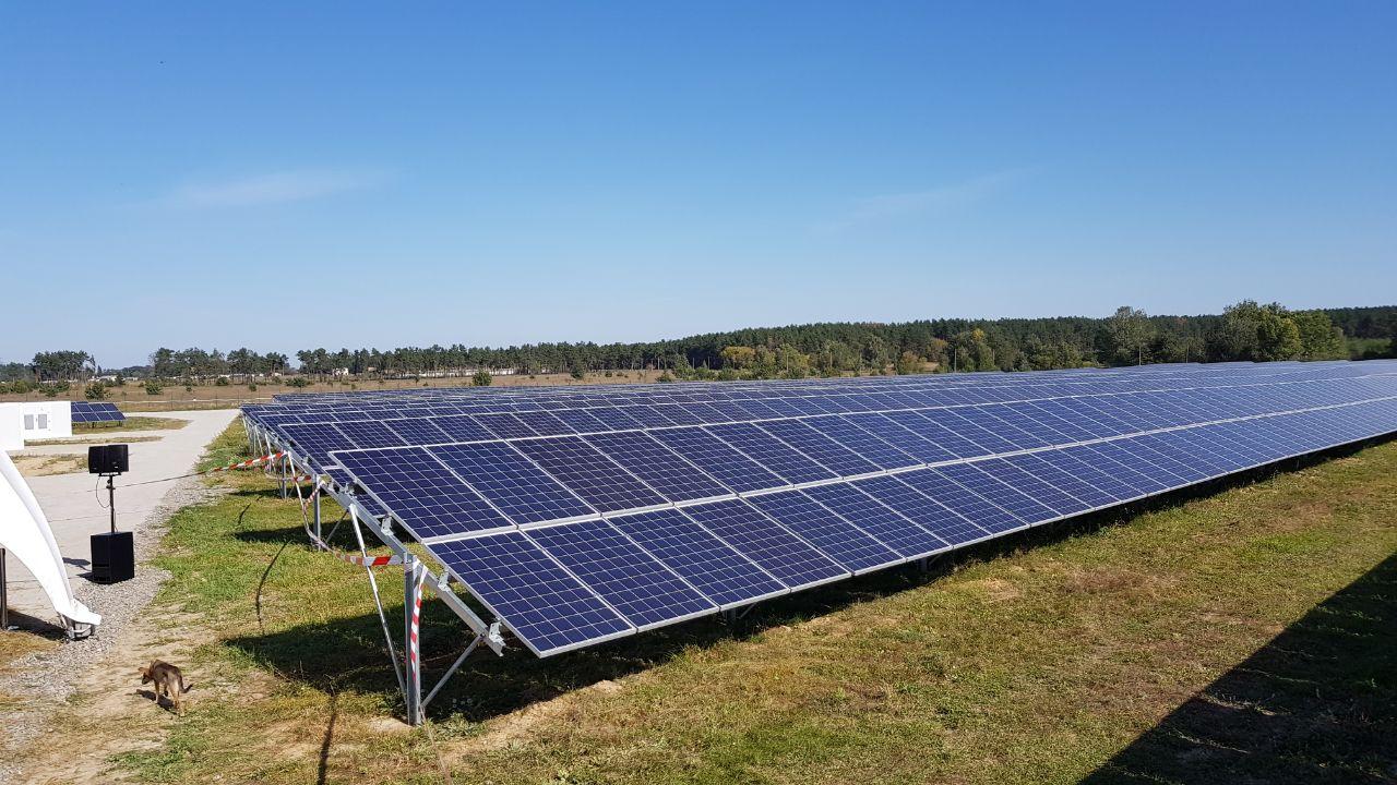 Вести с полей: Как работает крупная солнечная станция под Киевом