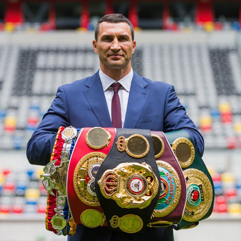 Бокс как бизнес: сколько Кличко заработал за карьеру боксера