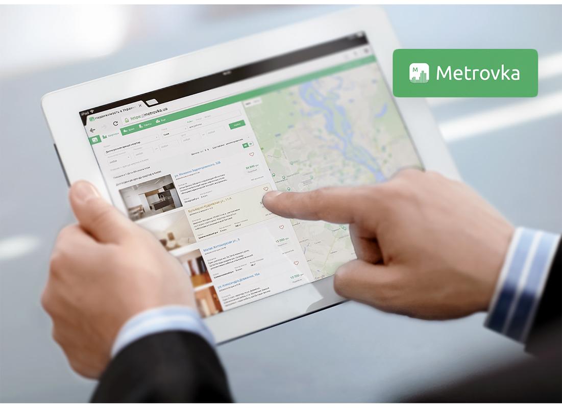 Metrovka запустит поиск недвижимости в Telegram