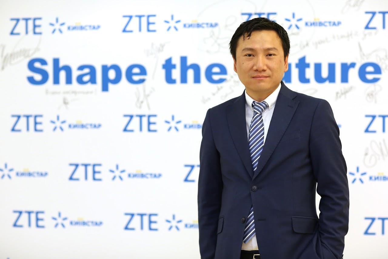 ZTE открывает новую эру мобильных технологий