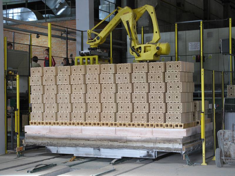 Чешский Банк продает активы завода по изготовлению керамоблоков