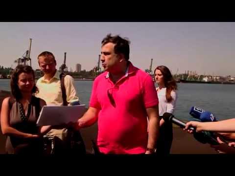 Дело Крука: Чем начальник Ильичевского порта не угодил Саакашвили