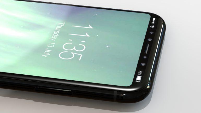 В сеть попал финальный дизайн iPhone 8: фото