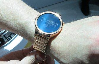 Huawei Golden Watch