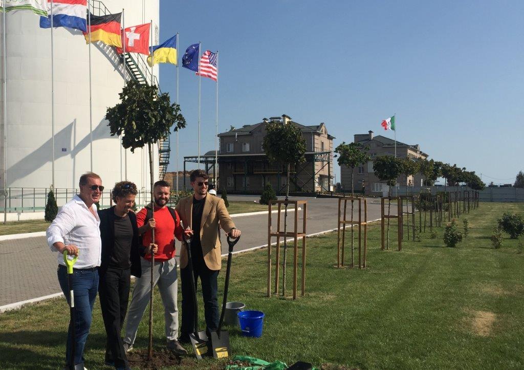 Фернандо Ромеро посетил завод Allseeds в Южном
