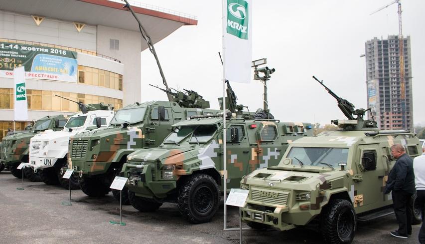 Бронь и сила. Каким оружием будет воевать украинская армия