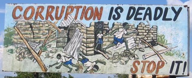 Креатив VS коррупция: как реклама борется со взяточниками