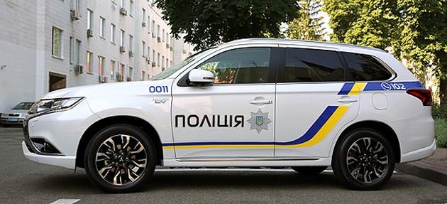 Нацполиция получит новые патрульные автомобили: фото, видео