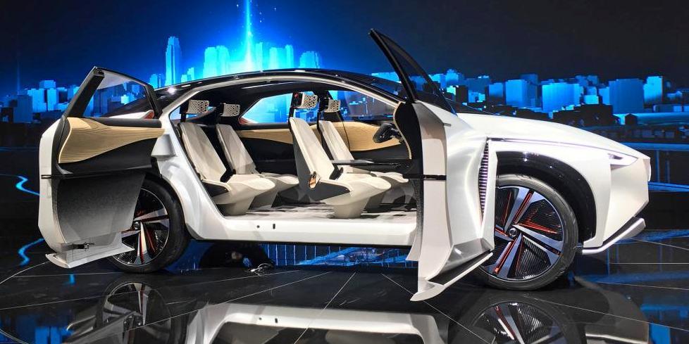 Интеллект в машины. Чем удивили японцы на автошоу в Токио