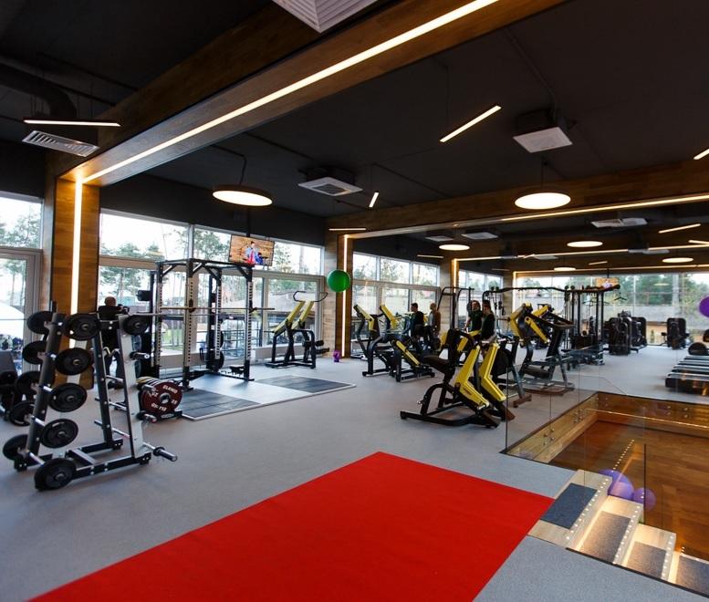 Сеть Sport Life пополнится комплексом Queen Country Fitness Club