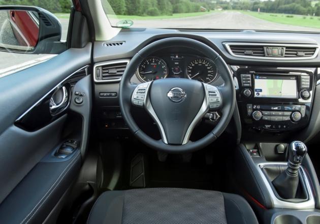 В апреле купить Nissan Qashqai можно выгодней на 140 000 грн