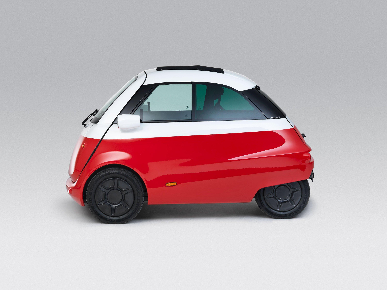 Культовую BMW Isetta выпустят в этом году: фото, видео