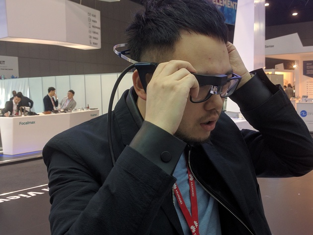 Китайский монокль Scati S1