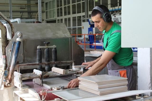 Украина может стать крупнейшим производителем керамической плитки