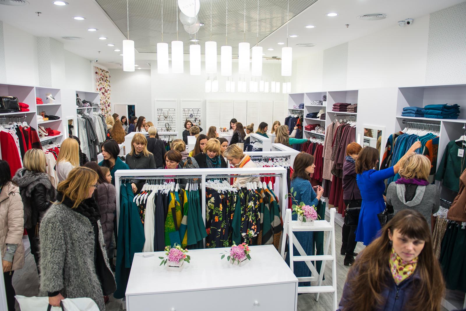 Женский бренд одежды заставил бизнес усомниться в кризисе