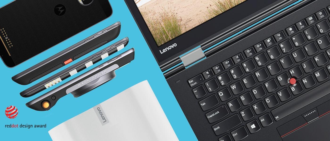 5 ключевых тенденций клиенто-ориентированного дизайна от Lenovo