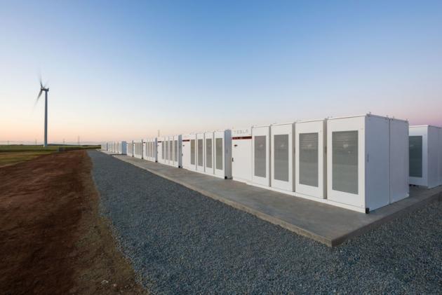 Маск построил энергохранилище в Австралии за 100 дней: фото