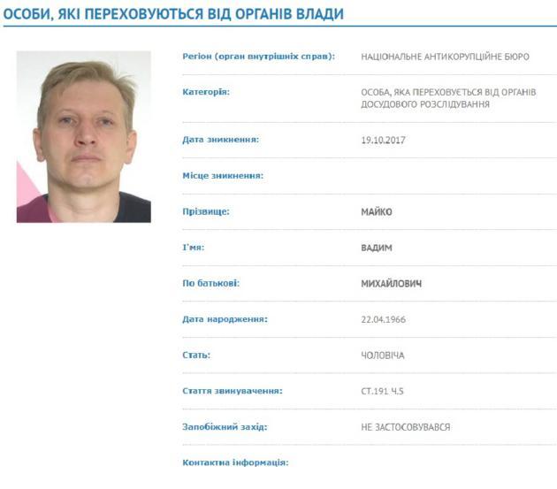 Директора Трейд Коммодити объявили в розыск