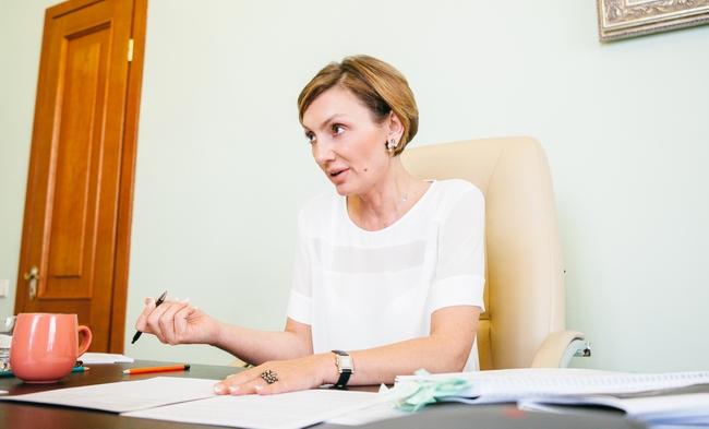 Екатерина Рожкова: Мне угрожают не только из-за ПриватБанка - Интервью Банки - ЛІГА.Финансы