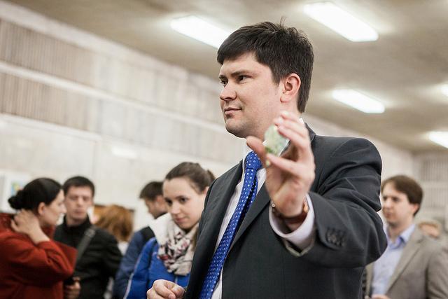 Сергей Шацкий, фото: НБУ