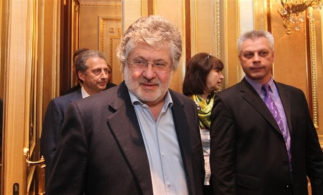 Игорь Коломойский, фото: Лига